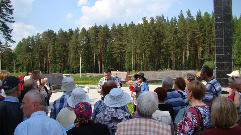 Пермяки вновь почтили память своих предков, жертв сталинского террора